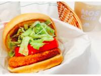 辛辣海鮮季!摩斯限定章魚堡淋上辣醬、嚼勁Q猛
