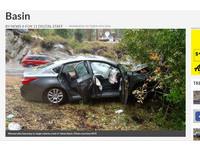 1家3口美國度假 車子失控撞樹...母親回不來台灣了