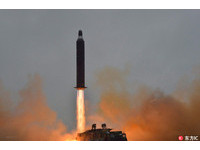 無視美國「刺殺金正恩」警告 北韓再射舞水端飛彈
