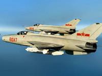 大陸機隊飛近 日自衛隊戰機緊急升空因應
