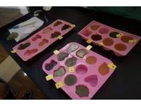 母乳也可以做成香皂!  安南醫院教製母乳手工皂DIY