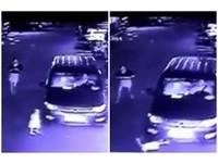 母只顧低頭滑手機 2歲女走路歪到車前...當場輾壓慘死