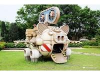 雲林新景點!結合小豬跟文創的觀光工廠年底前免費