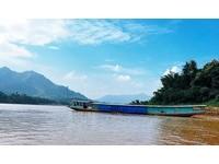 想放空來這!寮國「湄公河遊船」絕美山水宛如身在水墨畫