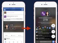 電視化經營!Facebook發表直播排程、預告功能