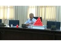 林秋慧稱若當董事要留任韓國瑜 柯文哲:他辭呈在我抽屜