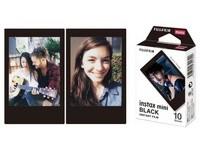 選擇更多元!富士推出黑、藍外框的拍立得底片