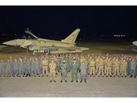英國4架颱風戰機飛日本軍演 回應來自中國朝鮮威脅