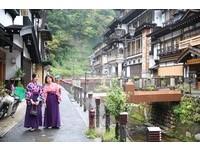 神隱少女靈感就在這!日本銀山溫泉走進湯婆婆油屋