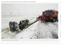 台人在冰島巴士翻覆 外交部:重傷者為陸客、無人死亡