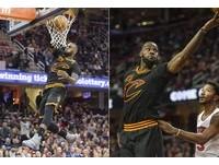 近10年NBA首位! 騎士詹皇開幕戰完全宰制大三元