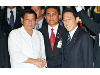 日本供50億日圓援助菲國 杜特蒂:日本是真正的朋友!