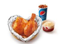 吃烤雞配飯!速食店花5小時現做「紙包雞」滋味甜辣