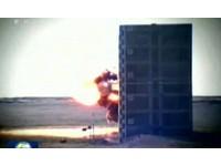 「打5樓而不傷6樓」 長劍-10三連射展示定點清除目標
