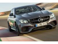 大馬力滑走上等!Mercedes-AMG E63首見「甩尾模式」