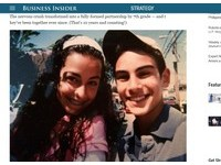從嬰兒就相識…以色列夫妻命中註定 談23年戀愛後結婚