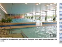 包圍狂摸下體...德國女孩泳池慶生遭猥褻 敘利亞淫童最小才7歲