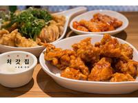 台北超人氣韓式炸雞店 5種招牌口味噴香超夠味!