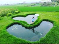雙心形狀景點浪漫又好拍!台灣3大戀人朝聖地