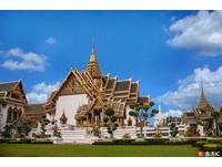 泰國大皇宮景點重新開放 娛樂活動14日起恢復正常