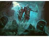 資料片有譜!?《暗黑破壞神III》死靈法師美術圖走光