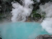 日本第一溫泉鄉 只能看不能泡的別府「地獄八湯」巡遊