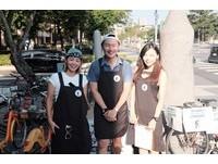 周五騎單車通勤小確幸 北市新增12處免費拿咖啡!