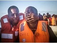 超載難民船翻沉 239名偷渡者命喪地中海
