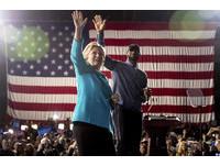 美總統大選最後倒數 柯瑞、詹姆斯都挺希拉蕊