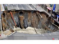 「把錢留給更需要的人」 福岡路面塌...商家霸氣拒政府賠償!