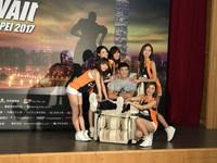 【廣編】OSIM贊助「亞洲最大夜跑」 Popu Lady活力代言