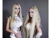 【影】「真人芭比」變出雙胞胎 還要到美國踢館!