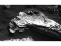 外太空生物論/火星岩石又見火星人臉孔 這到底是...