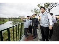 不再人車爭道 新竹竹香南人行步道啟用