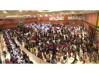 SOGO周年慶日賺10億 這3種商品7小時賣破千個