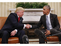 歐巴馬卸任前3周對俄制裁 川普頭痛:將和情報首長會面獲取實情