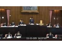 日本核災食品輸台 國民黨團要求先有司法互助機制