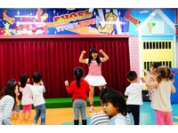 YOYO姐姐北市親子館宣導 帶領孩子擔任「防酒駕小尖兵」