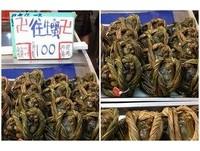肥美「往生蟹」每隻100元 網熱論...意外釣出永安店家
