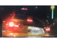 騎士酒駕拒檢衝撞員警 逃上中山高往北市害三車追撞