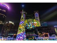 「新北歡樂耶誕城」94狂!帶動地方商機又獲全球最美耶誕樹