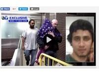 5歲女童遭父丟包車站 警帶她回家...開門驚見母慘死