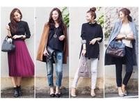 IG人氣造型師示範都會女性日常穿衣小秘訣