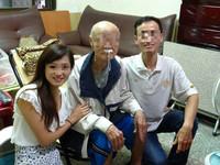 戰爭拆散家庭67年... 陸女來台見到90歲的舅公好感動