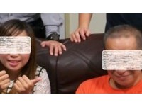 出生2月被領養..22歲女苦尋生父 爸淚眼抱緊:以為詐騙集團