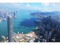 你看過這樣的香港嗎?完美俯瞰視角就在直升機上!