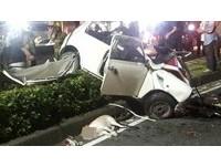 高雄5車撞!積架酒駕尬BMW M3 害MINI女重傷、拉布拉多亡