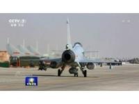 軍演「摧毀雷達」! 殲-10試射鷹擊-91反輻射導彈