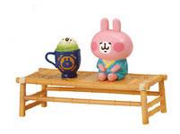 P助&小兔兔再出萌招!這次當老闆開「甜點店鋪」啦