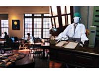 診所不看診改喝咖啡?迪化街5間懷舊特色老屋咖啡廳